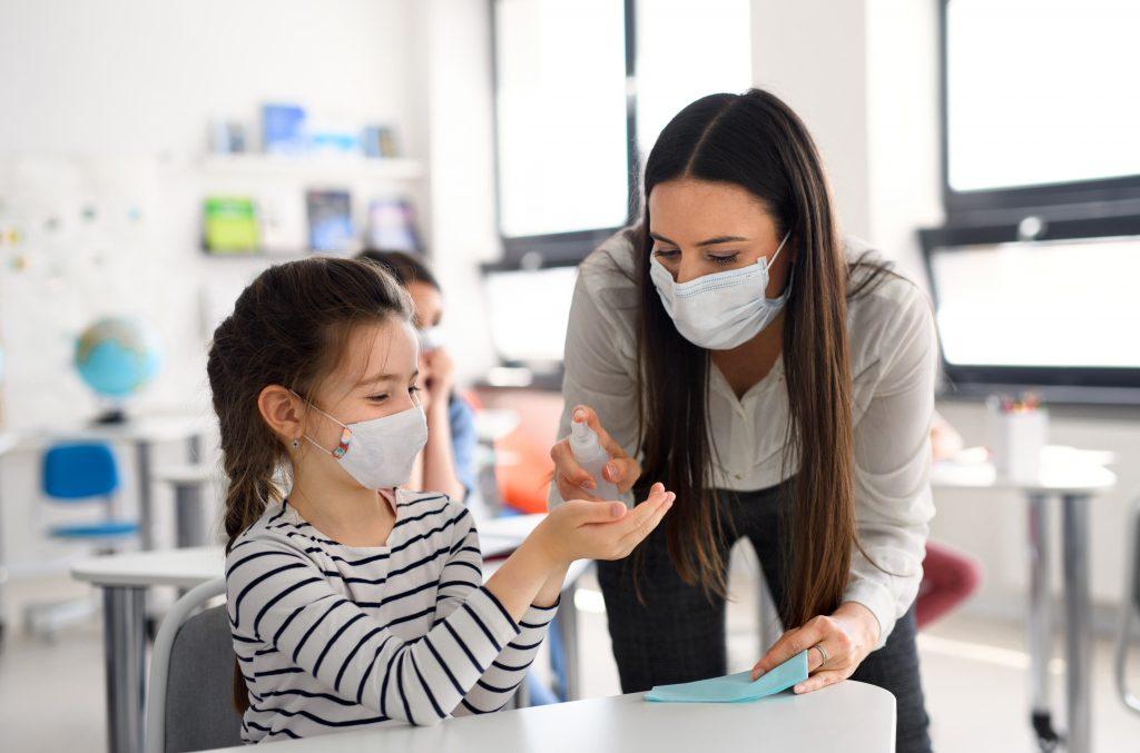 感染症対策についての取り組み
